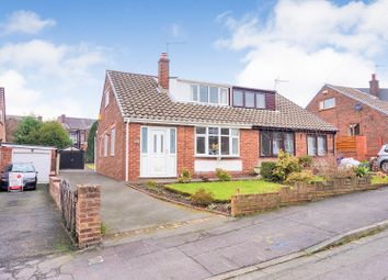 Thumbnail 3 bed semi-detached bungalow for sale in Browning Grove, Wigan