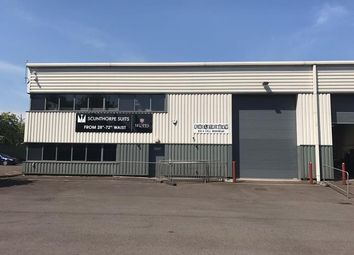 Thumbnail Light industrial to let in Unit 1, Ginetta Park, Dunlop Way, Queensway Industrial Estate, Scunthorpe, North Lincolnshire