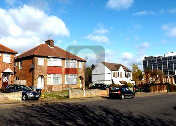 Thumbnail 3 bedroom semi-detached house for sale in Kingsbury Road, Kingsbury
