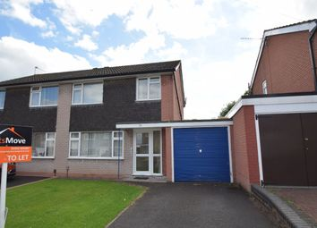 Thumbnail 3 bed semi-detached house to rent in Meadow View Road, Newport