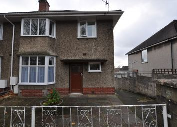 Thumbnail 6 bed property to rent in Glanmor Road, Sketty, Swansea