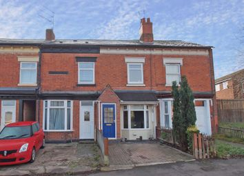 Thumbnail 3 bed terraced house for sale in Beoley Road West, Redditch