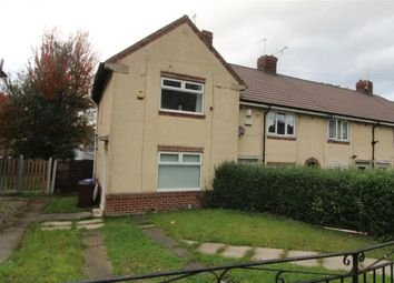 Thumbnail 2 bed end terrace house for sale in Masters Road, Sheffield, South Yorkshire