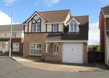 Thumbnail 4 bed detached house to rent in Holmes Park Crescent, Kilmarnock, Ayrshire KA1,