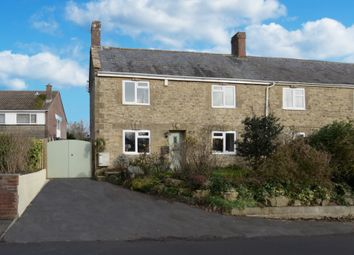 Thumbnail 3 bed semi-detached house for sale in Brimsmore Cottages, Yeovil