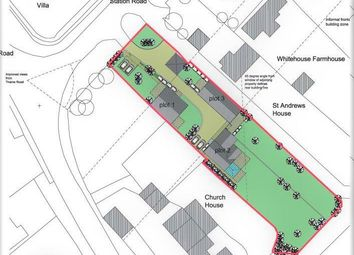 Thumbnail Land for sale in Station Road, Blackthorn, Bicester