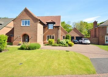 Thumbnail 4 bed detached house for sale in Shrigley Close, High Generals Wood, Rickleton, Tyne & Wear.