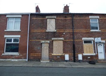 Thumbnail 2 bedroom terraced house for sale in Sixth Street, Horden, Peterlee