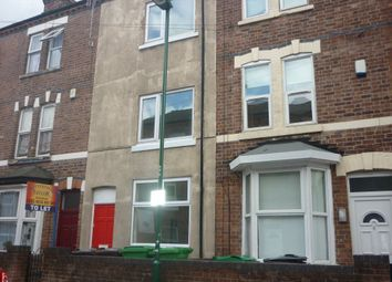 Thumbnail 4 bedroom terraced house to rent in Palin Street, Nottingham
