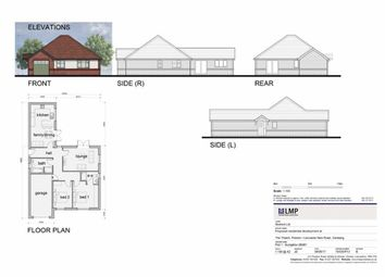 Thumbnail 2 bed detached bungalow for sale in Thatch Court, Garstang, Preston