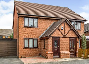 Thumbnail 2 bed semi-detached house for sale in Tividale Street, Tipton, West Midlands
