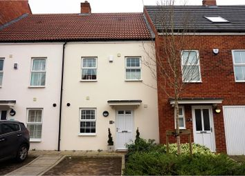 Thumbnail 4 bed town house for sale in Ver Brook Avenue, Markyate