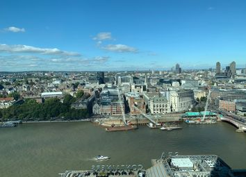 Thumbnail 2 bed flat to rent in Southbank Tower, London