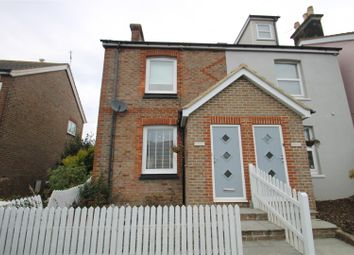 Thumbnail 2 bed semi-detached house for sale in Little Common Road, Bexhill-On-Sea