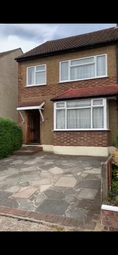 Thumbnail 4 bed semi-detached house for sale in Ashvale Gardens, Collier Row, Essex