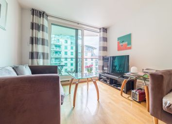Thumbnail 1 bed flat to rent in Bridge House, 18 St George Wharf, Vauxhall, London