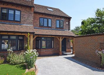 Thumbnail 3 bed semi-detached house for sale in Marlow Court, Off Spitalfields Road, Alton, Hampshire