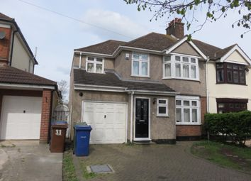 Thumbnail 5 bedroom semi-detached house for sale in St. Georges Ave, Grays, Essex