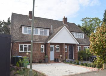 Thumbnail 3 bed semi-detached house for sale in Thrupps Lane, Hersham, Walton-On-Thames