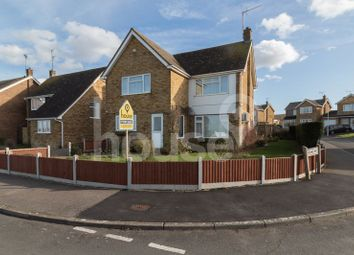 Thumbnail 3 bed detached house for sale in Queenborough Road, Minster On Sea, Sheerness