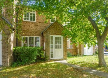 Thumbnail 3 bed terraced house for sale in Croydon Close, Chatham