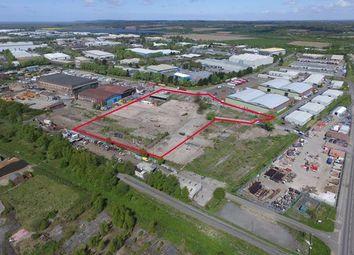 Thumbnail Land for sale in Land At Zone 1, Deeside Industrial Estate, Deeside, Flintshire
