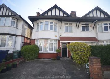 Thumbnail 4 bed semi-detached house to rent in Sevington Road, London