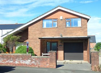 Thumbnail 3 bed detached house for sale in Neale Street, Barry