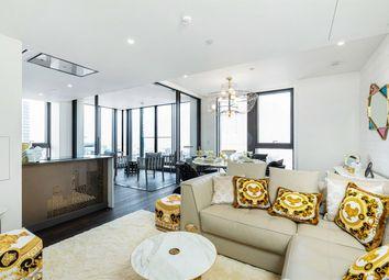 Thumbnail 2 bed flat for sale in Damac Tower, 71 Bondway, Nine Elms