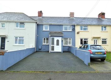 3 bed terraced house for sale in Cromie Avenue, Haverfordwest SA61
