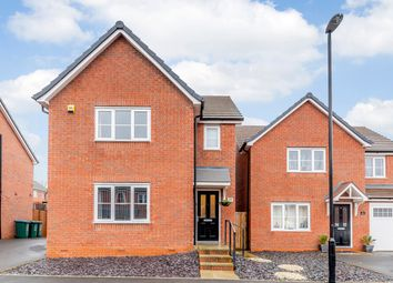 Thumbnail 3 bed detached house for sale in Arena Avenue, Coventry