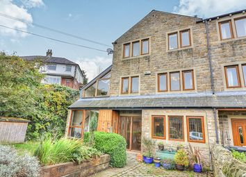 Thumbnail 5 bed terraced house for sale in Hall Bank Lane, Mytholmroyd, Hebden Bridge
