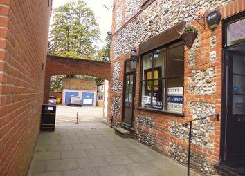 Thumbnail Retail premises to let in 1A, 2 - 3, 11 & 14 Aldiss Court, High Street, Dereham, Norfolk