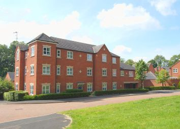 Thumbnail 2 bed flat for sale in Winterbourne Close, Redditch