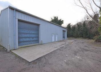 Thumbnail Industrial for sale in Workshop & Storage Units, Main Road, Sulby