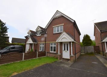 2 bed semi-detached house to rent in Gordon Close, Ashford, Kent TN24