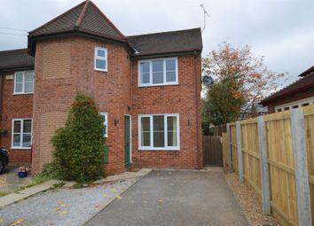 Thumbnail 3 bedroom semi-detached house to rent in Roselands Court, Chester Road, Lavister, Rossett, Wrexham