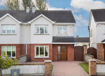 Thumbnail 3 bed semi-detached house for sale in 9 Glasheen, Kentstown, Co. Meath