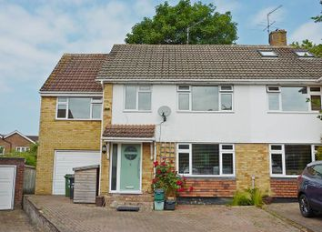 Cliffords Way, Bourne End SL8. 4 bed semi-detached house