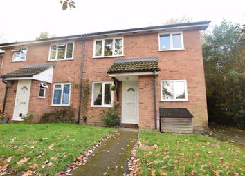 Thumbnail 1 bed end terrace house for sale in The Cedars, Fleet