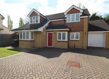 Thumbnail 4 bed detached house to rent in Bracondale Avenue, Istead Rise, Gravesend