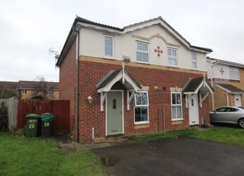 Thumbnail 2 bed semi-detached house to rent in Hawkins Crescent, Bradley Stoke, Bristol