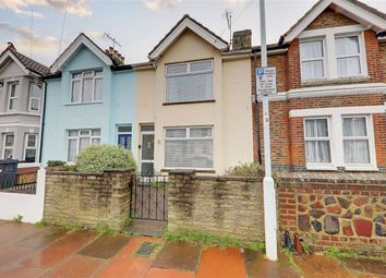 Thumbnail 2 bed terraced house for sale in Archibald Road, Worthing, West Sussex
