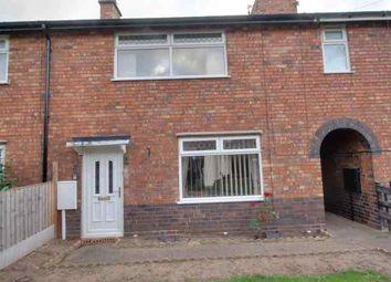 Thumbnail 3 bed terraced house for sale in West Avenue, Sandiacre, Nottingham