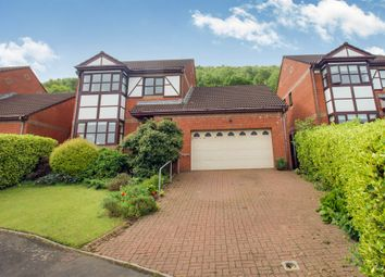 Thumbnail 4 bed detached house for sale in Greenacres, Penclawdd, Swansea