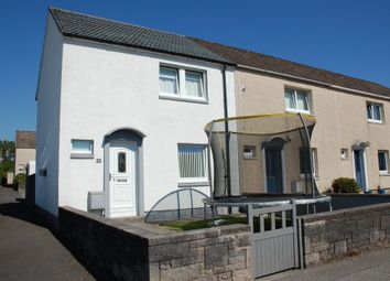 Thumbnail 2 bed end terrace house for sale in 61 Glenshalloch Road, Dalbeattie