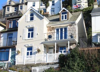 Thumbnail 4 bed semi-detached house for sale in Station Road, Looe