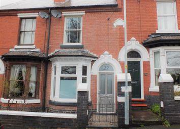 Thumbnail 3 bed property for sale in Talbot Street, Kidderminster