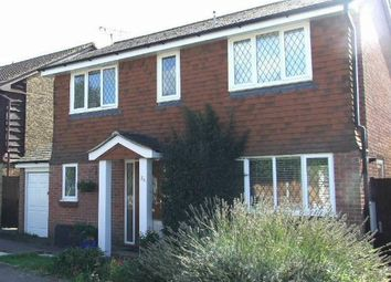 Thumbnail 4 bed detached house to rent in Leney Road, Wateringbury, Maidstone