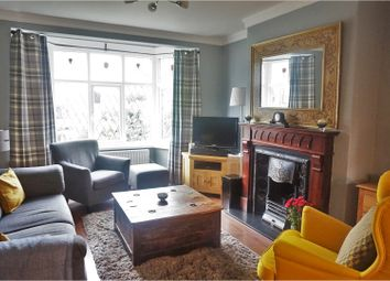 Thumbnail 4 bed semi-detached house for sale in Grosvenor Road, Newcastle Upon Tyne